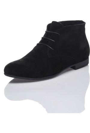 Bueno H1400 Siyah Günlük Ayakkabı