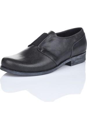 Bueno Ina Siyah Ayakkabı