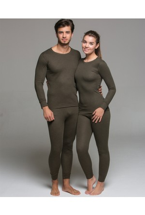 Thermoform Heavy Unisex Set Termal İçlik Takım