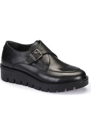 Polaris 62.109217.Z Siyah Kadın Ayakkabı