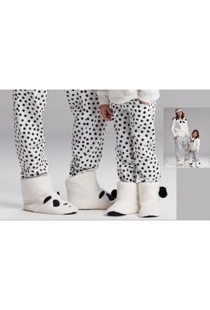 Penye Mood Catherine's 955 Pandalı Kız Çocuk Ev Botu