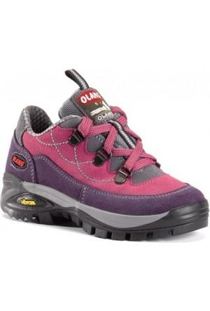 OLANG - Tofane Kid Tex - Çocuk Ayakkabı Pembe