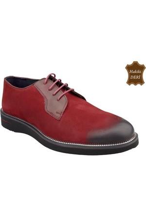 Wolfland 92 58 Hakiki Deri Klasik Ayakkabı