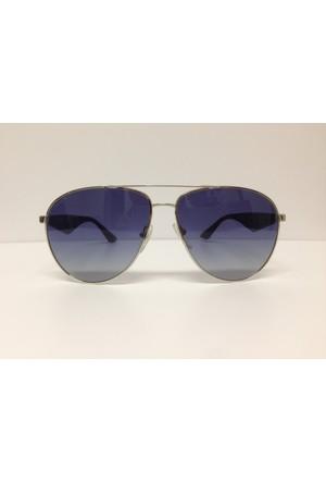 Prada Spr 53Q 1Bc-8Z1 60 Mavi Degrade Güneş Gözlüğü