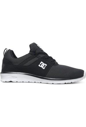 Dc Heathrow M Shoe Black White Ayakkabı