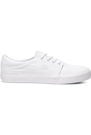 Dc Trase Tx M Shoe White Ayakkabı