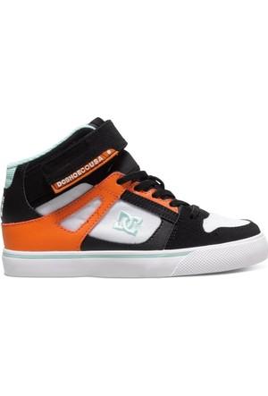 Dc Spartan High Ev G Shoe Black White Pink Ayakkab