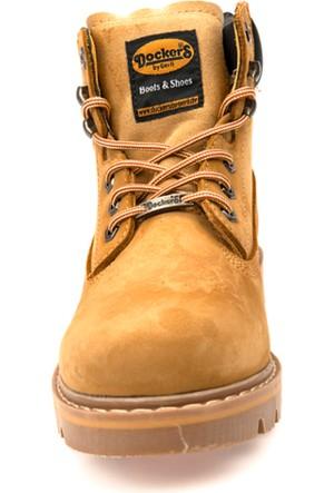 Dockers 221310 Bağlı Sarı Erkek Bot