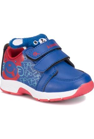 Kinetix A1317961 Saks Kırmızı Açık Mavi Erkek Çocuk Sneaker