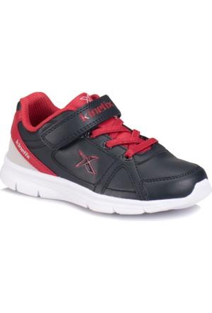 Kinetix A1317583 Lacivert Kırmızı Açık Gri Erkek Çocuk Koşu Ayakkabısı