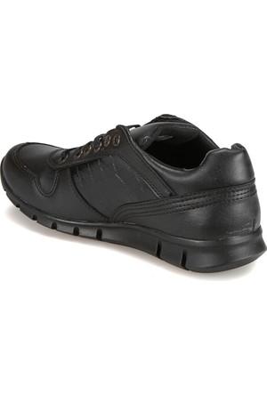 Flexall Mkm-1 M 1910 Siyah Erkek Modern Ayakkabı
