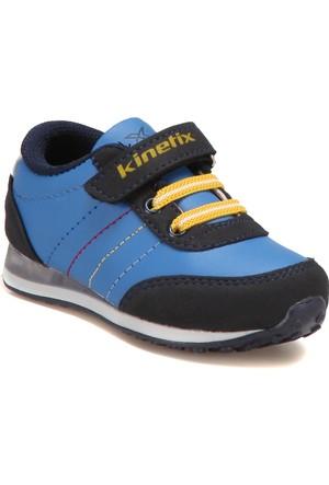 Kinetix Nela Saks Lacivert Sarı Erkek Çocuk Sneaker
