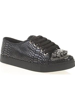 Derigo Kadın Casual Ayakkabı Siyah 2718119