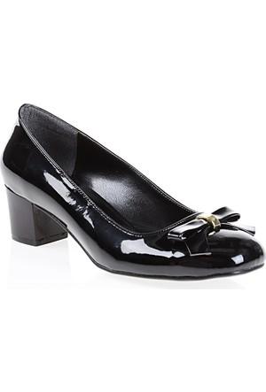 Derigo Kadın Topuklu Ayakkabı Siyah 2818243