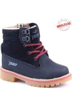 Jump 14191 A İçi Termal Kürklü Erkek Çocuk Bot Ayakkabı