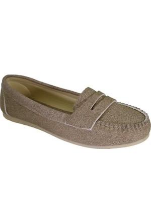 Despina Vandi Mhm 937-1 Kadın Günlük Babet Ayakkabı