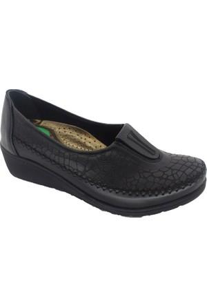 Oflaz Y-105 Kadın Günlük Dolgo Taban Confort Ayakkabı