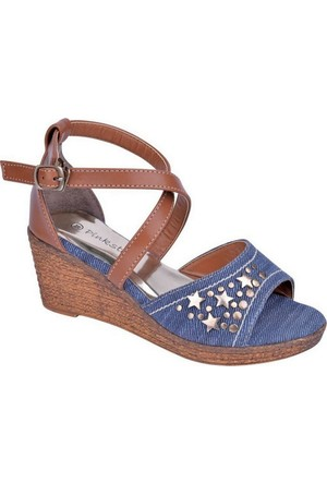 Pinkstep 240217 Hilda Kız Çocuk Sandalet