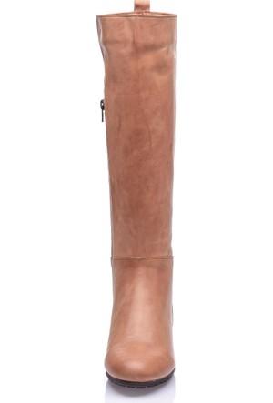 Bueno Kadın Mercan Çizme H1705