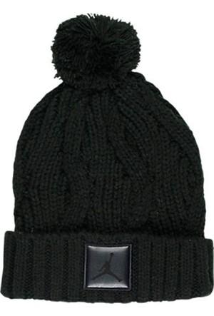 Jordan siyah Unisex Bere 9A1812-023