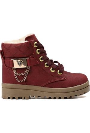 Kinetix Kırmızı Çocuk Günlük Ayakkabı 1319387
