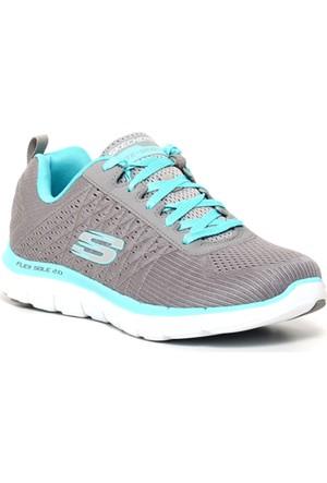 Skechers Flex Appeal Kadın Spor Ayakkabı 12757-Gylb