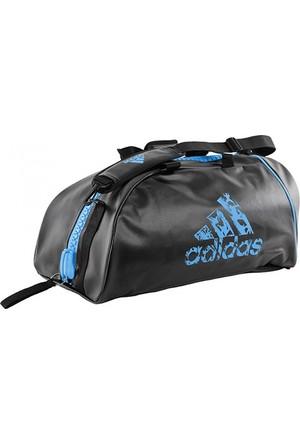 Adidas ADIACC051 Antrenman Çantası Orta Boy Siyah Mavi