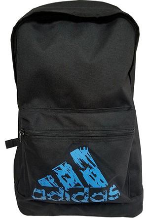 Adidas ADIACC093 Okul - Sırt Çantası Siyah Mavi