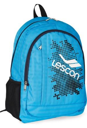 Lescon La-2072 Mavi Sırt Çantası