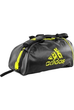 Adidas Training 2İn1 Antrenman Çantası Siyah-Sarı