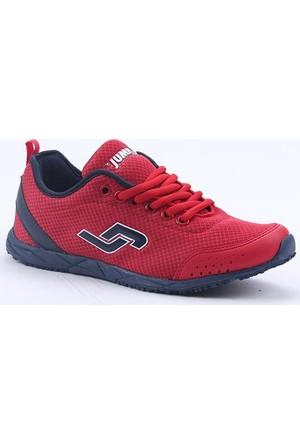 Jump 12663 Fileli Günlük Yürüyüş Ortopedik Koşu Ayakkabı