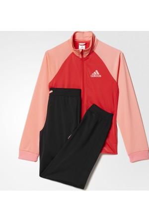 Adidas Yg S Entry Çocuk Kırmızı Eşofman Takımı (Ay5381)