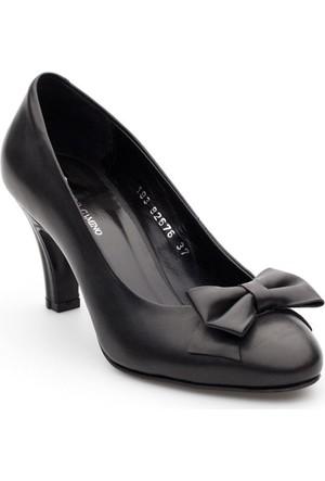 Pedro Camino Kadın Ayakkabı Siyah