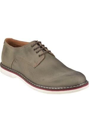 Jj-Stiller 61120-1 M 6691 Haki Erkek Ayakkabı