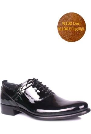 Erkan Kaban 801 071 020 Erkek Siyah Klasik Ayakkabı