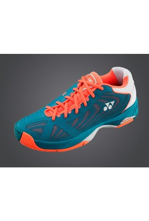 Yonex Power Cushion Fusionrev Tenis Ayakkabısı Turuncu- Mavi