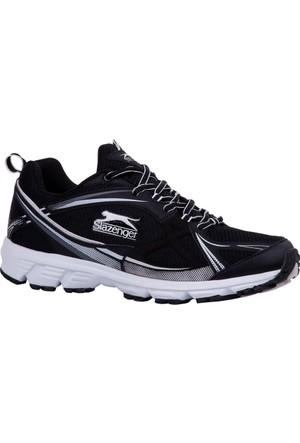 Slazenger Karto Koşu Erkek Ayakkabı Siyah