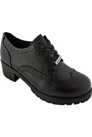 Mammamia D16Ka-15 Kadın Günlük Ayakkabı Siyah