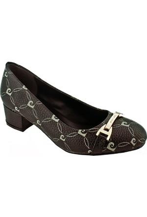 Pierre Cardin 63127 Kadın Günlük Ayakkabı Siyah