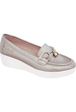 Pierre Cardin 70071 Kadın Ayakkabı Vizon