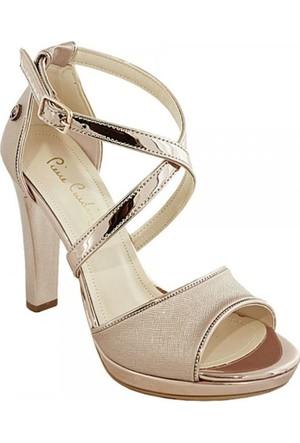 Pierre Cardin 1002 Kadın Ayakkabı Altın