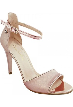 Pierre Cardin 71015 Topuklu Kadın Ayakkabı Somon