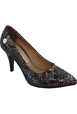Mammamia D17Ya-715 Kadın Topuklu Ayakkabı Siyah