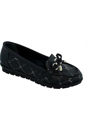 Pierre Cardin 70061 Kadın Ayakkabı Siyah