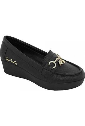 Pierre Cardin 70071 Kadın Ayakkabı Siyah