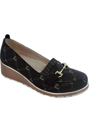 Pierre Cardin 70033 Kadın Ayakkabı Siyah