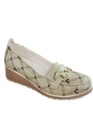 Pierre Cardin 70033 Kadın Ayakkabı Altın
