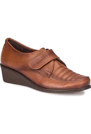 Polaris 5 Nokta 72.109027.Z Taba Kadın Ayakkabı