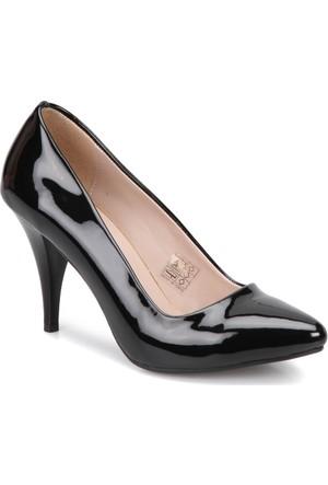 Miss F N16101 Siyah Kadın Gova Ayakkabı