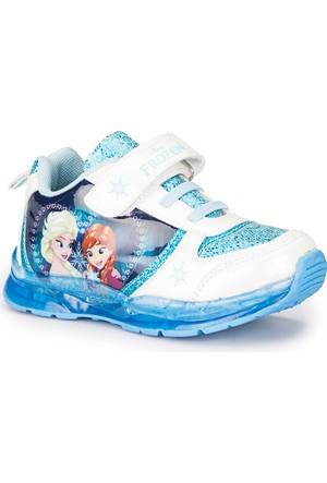 Frozen Arvın Beyaz Kız Çocuk Athletic Ayakkabı